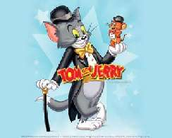 Tom �s Jerry 17 k�pek