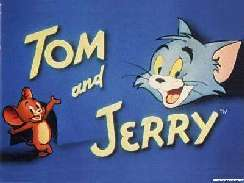 Tom �s Jerry 34 k�pek